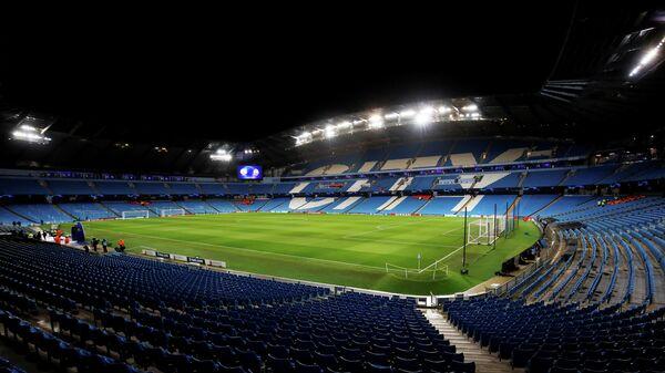 Стадион Этихад