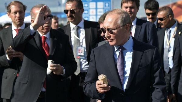 Турецкая вилка. Анкара отказалась защищать НАТО от России