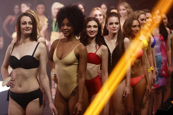 Участницы финала международного конкурса Miss Fashion 2019 – GODDESS OF THE UNIVERSE