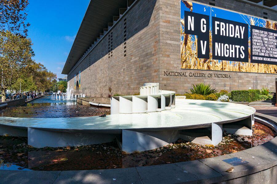 Национальная галерея Виктории, Австралия