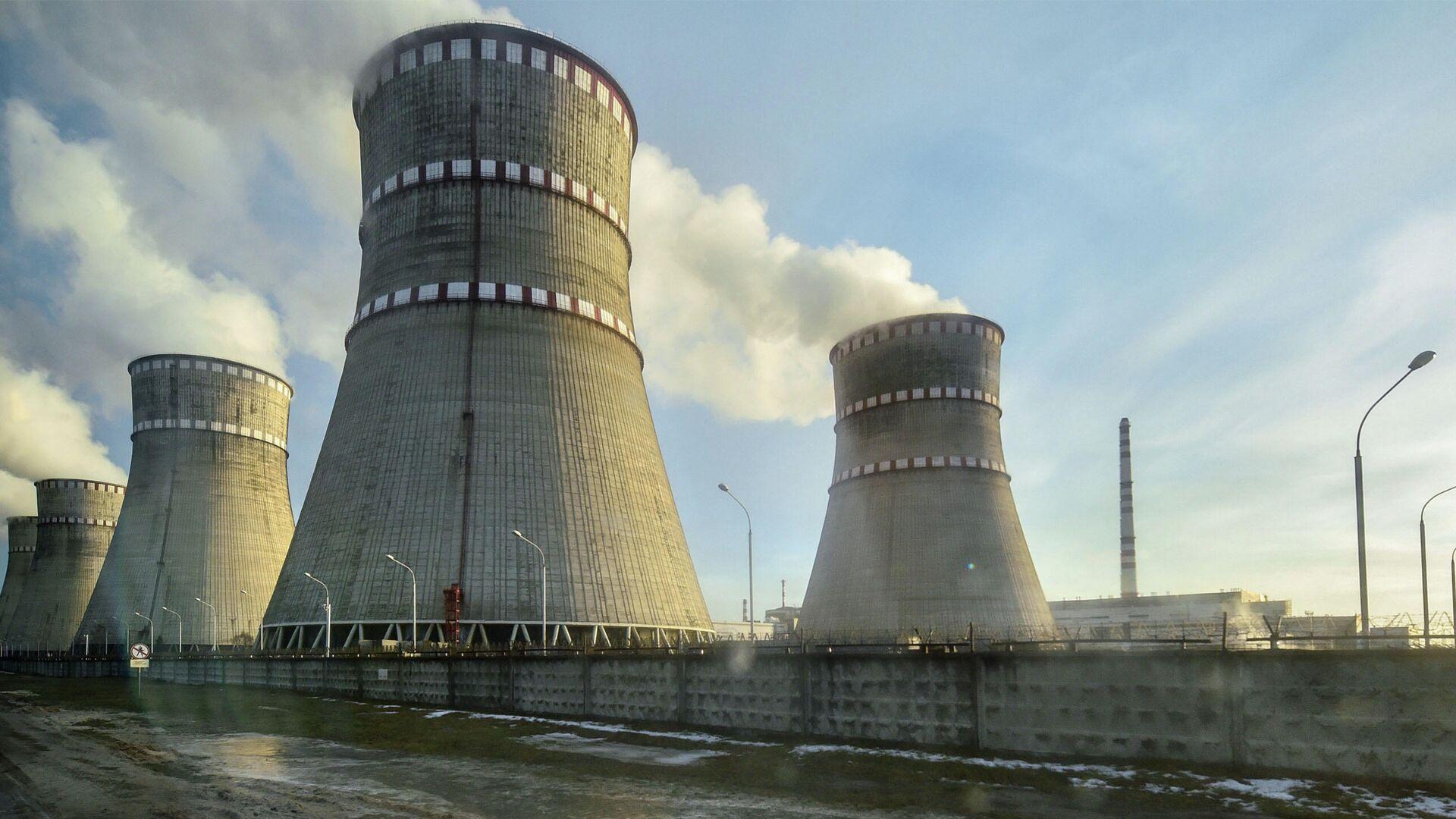 Ровенская атомная электростанция в Кузнецовске - РИА Новости, 1920, 01.12.2019