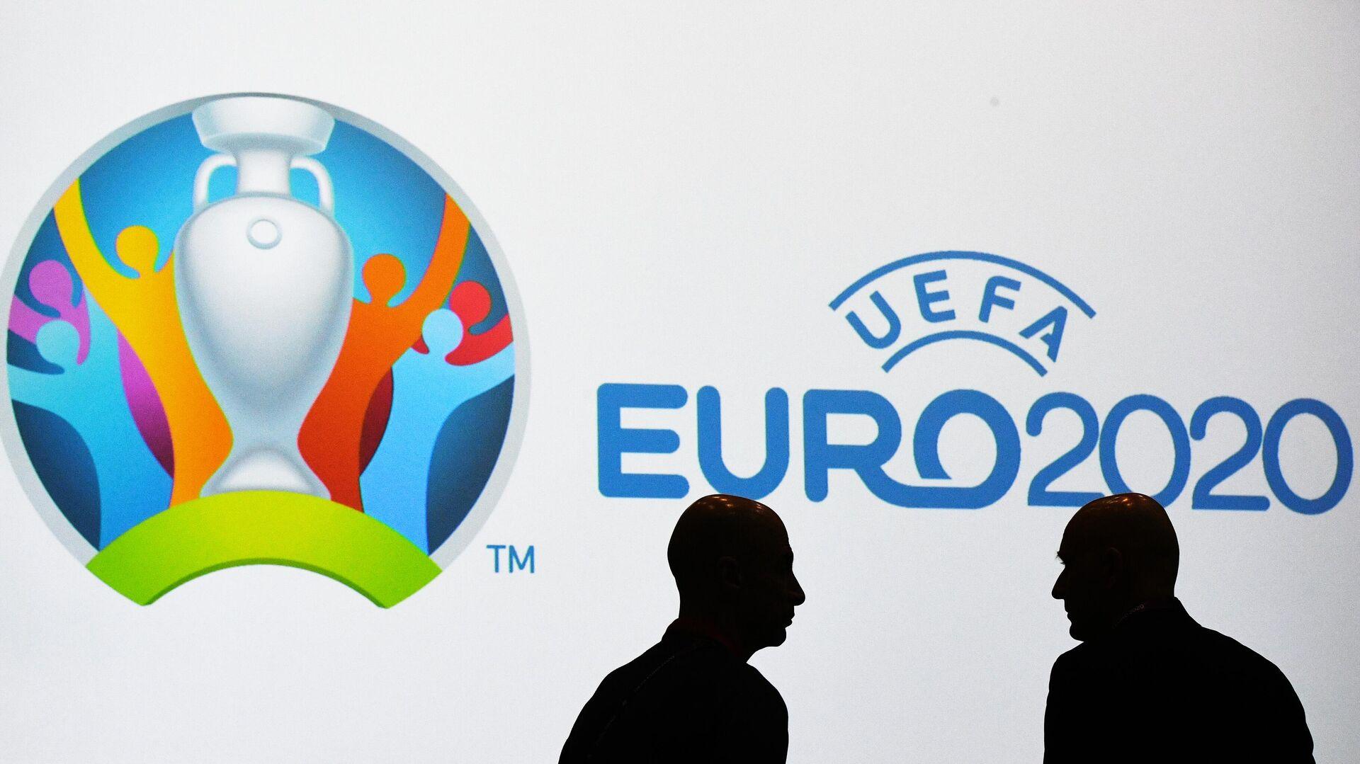 Логотип ЕВРО-2020 - РИА Новости, 1920, 07.04.2021