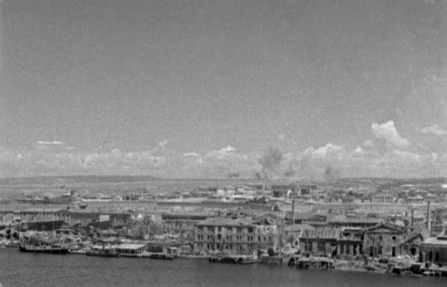 Севастополь в дни обороны 1941-го года. Великая Отечественная война 1941-1945 гг.