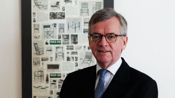 Посол Дании в РФ Карстен Сендергор