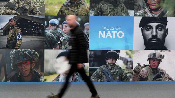 Саммит НАТО в Великобритании