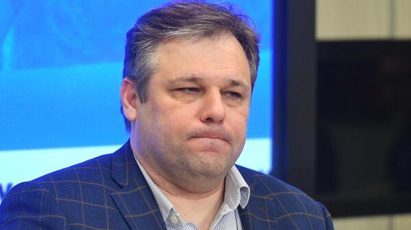 Советник главы ЛНР по внешним связям Родион Мирошник