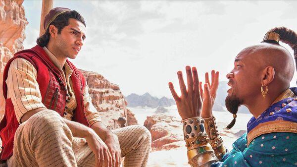 Актер, сыгравший Аладдина, заявил, что стал заложником одной роли