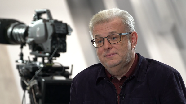 Дмитрий Куликов -  радио- и телеведущий, политолог, публицист и политический консультант