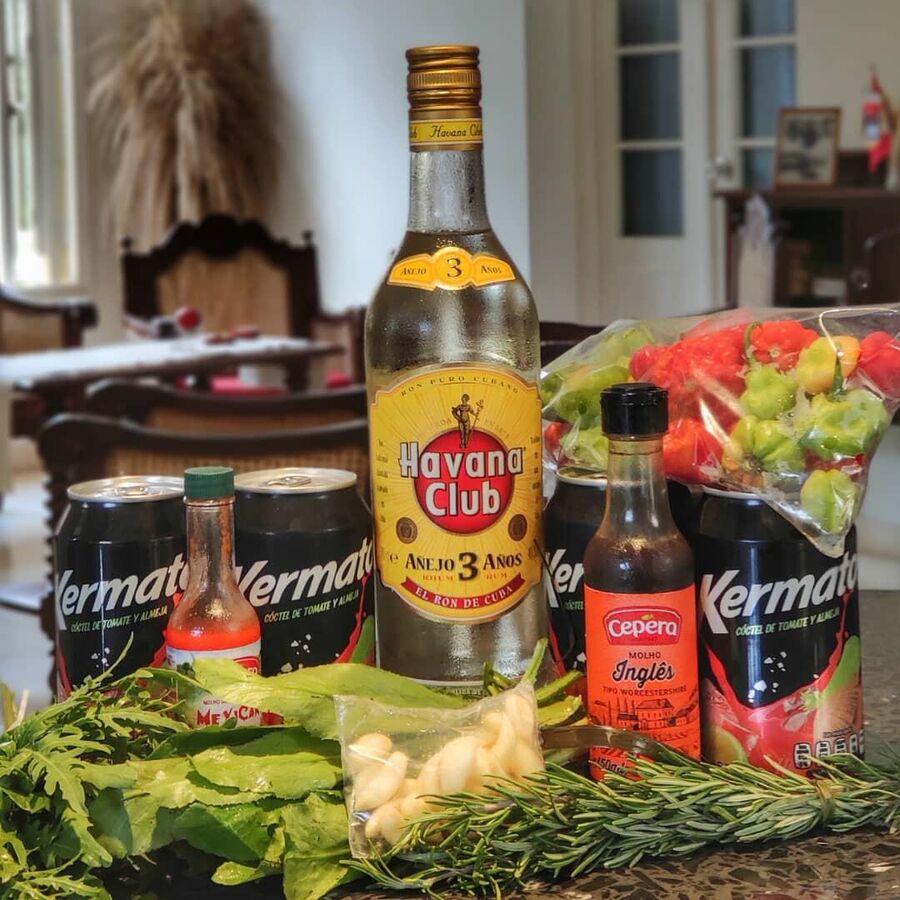 Куба, в компании знатока, может быть очень гастрономична