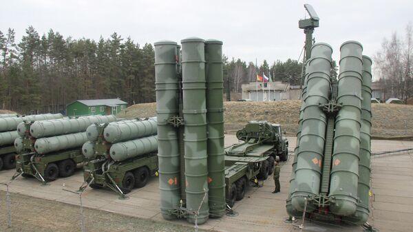 Заступление на боевое дежурство ЗРС С-300ПМ2 в 108-м зенитном ракетном полку