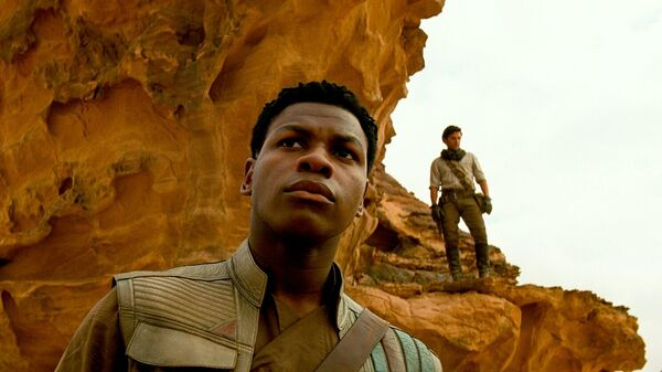 Кадр из фильма Звёздные войны: Скайуокер. Восход