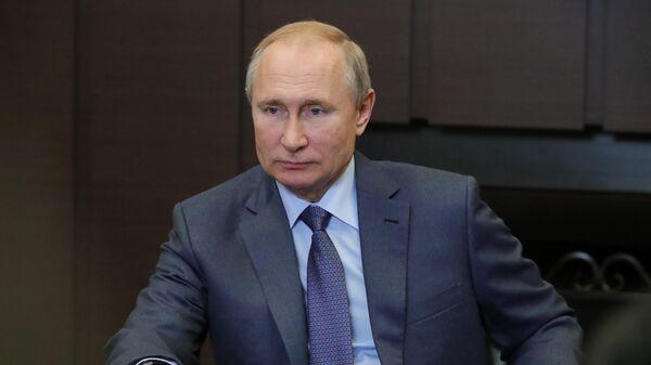 Инвестиции, газ и санкции: о чем говорил Путин с бизнесменами из ФРГ