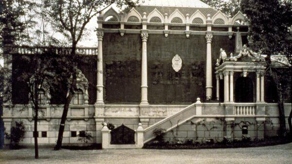 Павильон России на Венецианской Биеннале. 1914 год