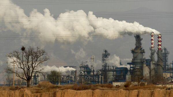 Завод по переработке угля в Хэцзине