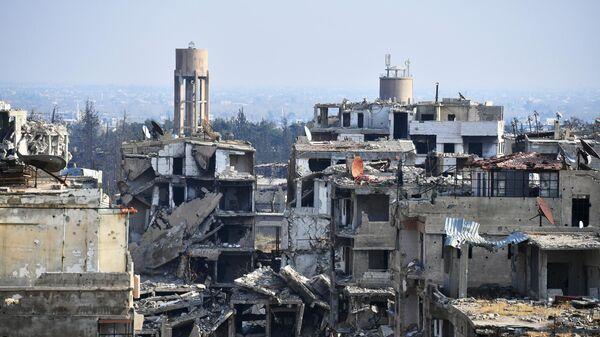 Пригород Дамаска