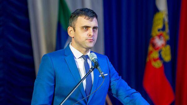 Глава Бейского района Республики Хакасия Иннокентий Стряпков