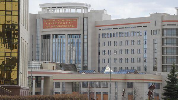 Московский государственный университет имени М.В.Ломоносова, Ломоносовский корпус