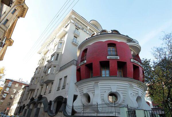 Жилой дом по адресу ул. Машкова, д. 1/11, построенный компанией Интеко