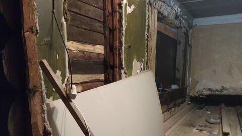 Дом Дмитрия изнутри