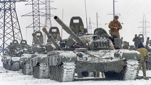 Первая чеченская кампания: 25 лет с начала конфликта