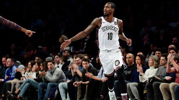 Игрок клуба НБА Бруклин Нетс Иман Шамперт