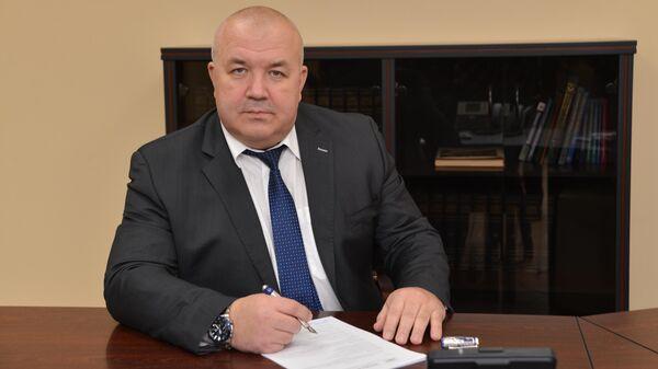 Генеральный директор Уралтрансмаш Дмитрий Семизоров