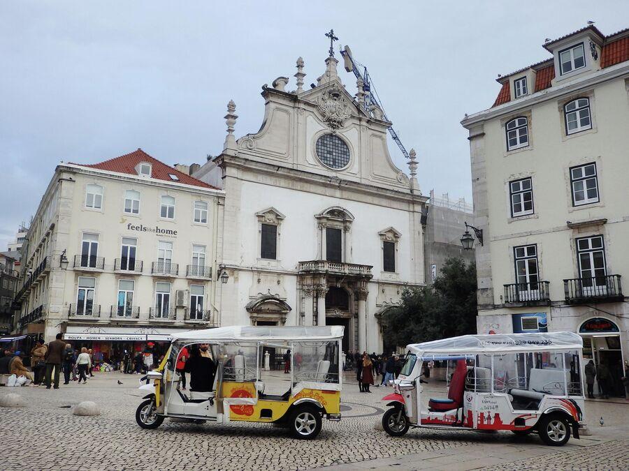 Церковь Сан-Доминго в Лиссабоне