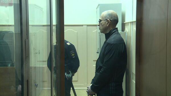 Экс-министр финансов Подмосковья Кузнецов в суде