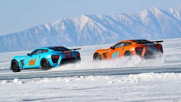 Фестиваль скорости Байкальская миля