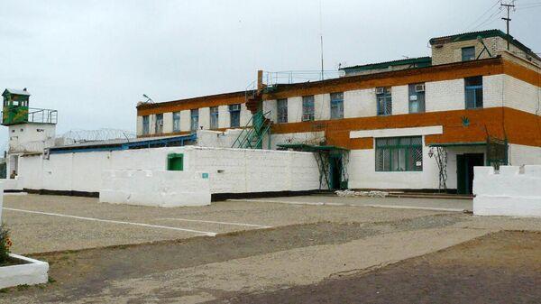 Исправительная колония №2 в Калмыкии
