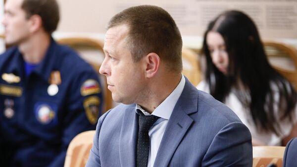 Бывший глава Динского района Сергей Пономарев