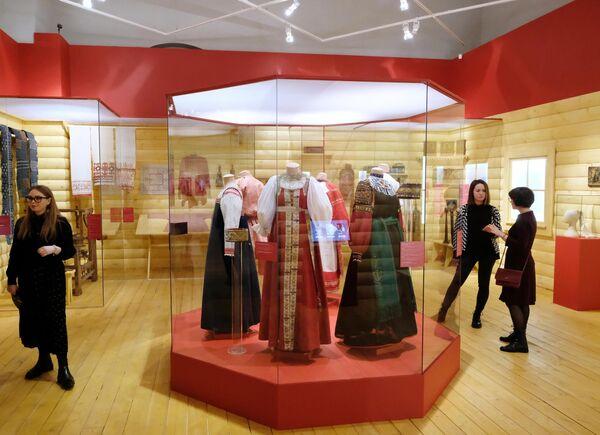 Выставка Русская свадьба в Москве