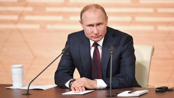 Путин оценил ситуацию с политической конкуренцией в России