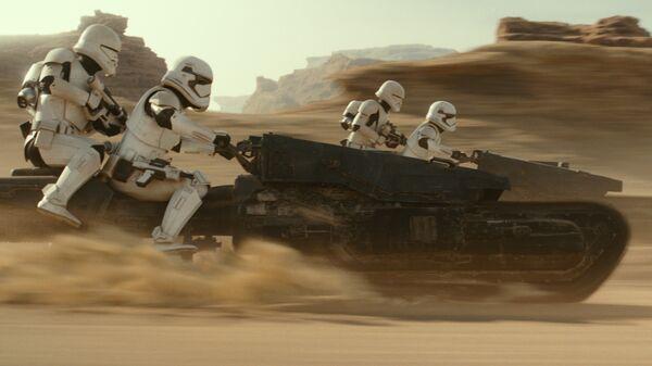 Кадр из фильма Звездные войны: Скайуокер. Восход