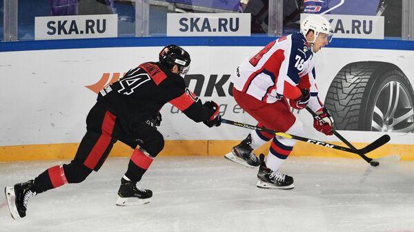 Василий Токранов (слева) и Максим Шалунов
