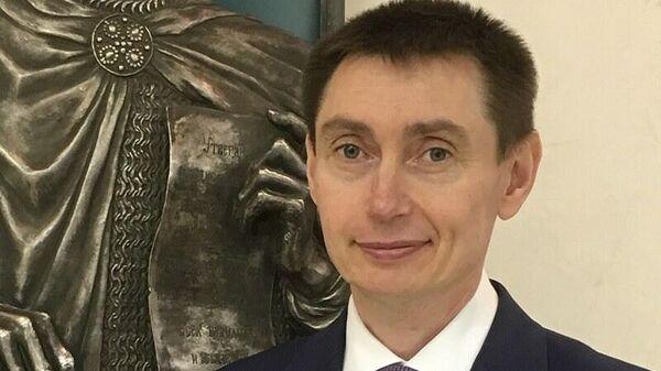 Генеральный секретарь ФТАР Александр Кишкин