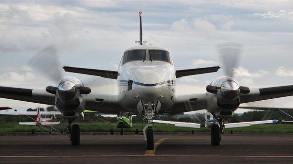 Самолет Beechcraft King Air
