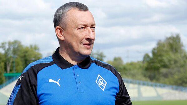 Генеральный директор футбольного клуба Крылья Советов Александр Фетисов