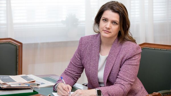 Депутат Госдумы Наталья Костенко