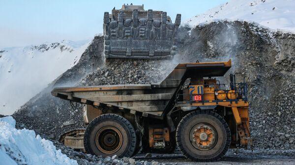 Восточный рудник в Мурманской области