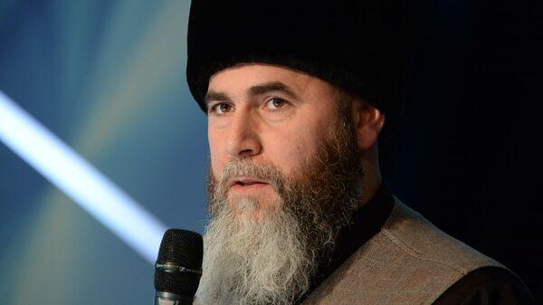 Муфтий Чеченской Республики Салах Межиев