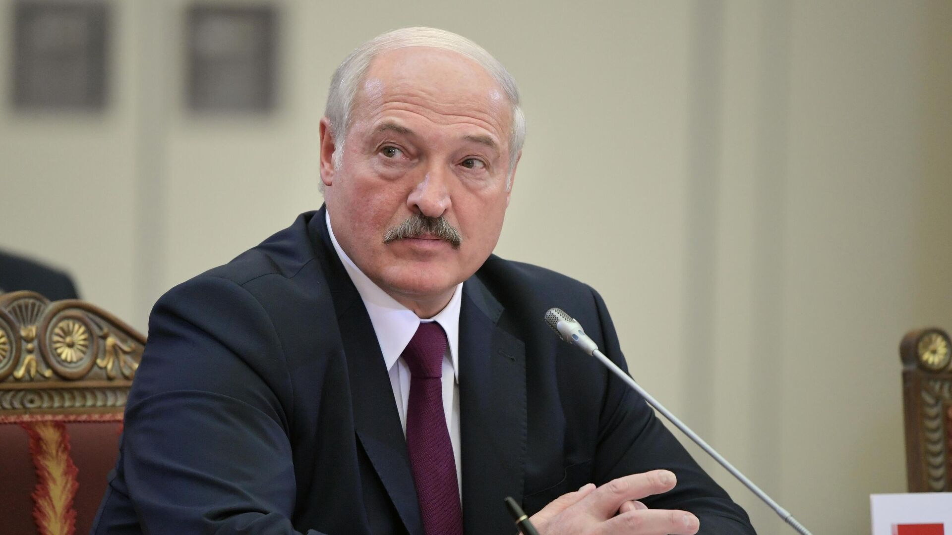Президент Белоруссии Александр Лукашенко - РИА Новости, 1920, 04.01.2021