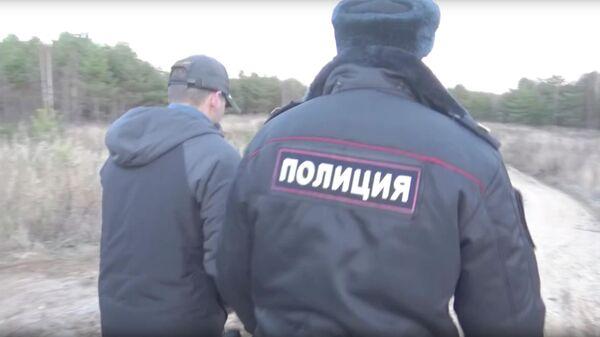 Во время оперативных мероприятий с обвиняемым в 4 убийствах в Ивановской области