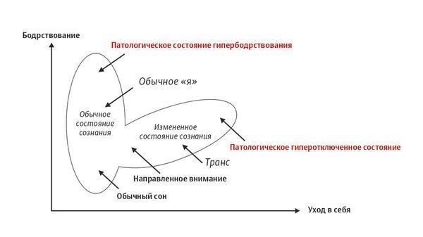 Обычное и измененное состояние сознания