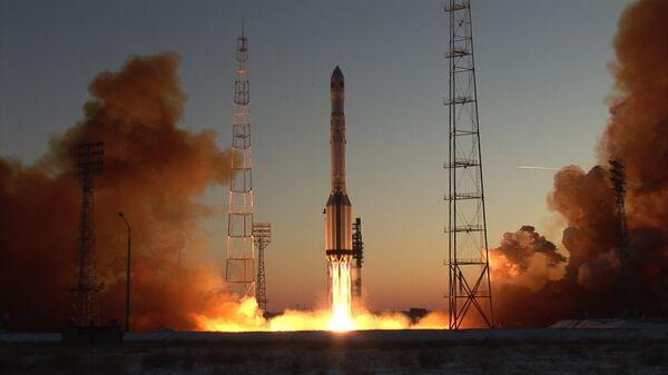 """Ракету """"Протон"""" для миссии ExoMars перепроверят на брак"""