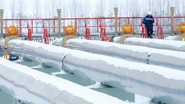 Украина сократила транзит газа в Европу на 38%