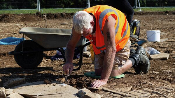 Археологи обнаружили в Англии более 50 могил времен Римской Британии