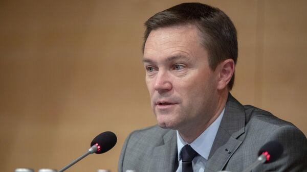 Глава группы Международного олимпийского комитета (МОК) по взаимодействию с киберспортом Давид Лаппартьен