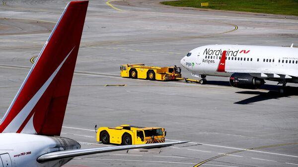 Самолеты авиакомпании Nordwind