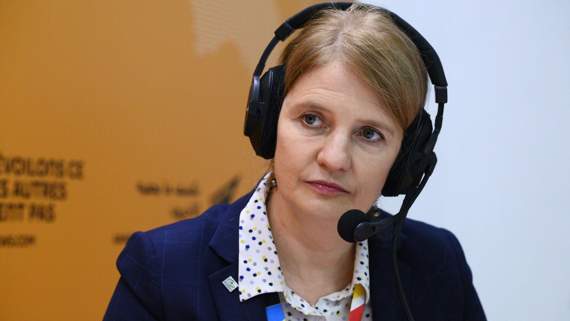 Президент группы компаний InfoWatch Наталья Касперская - РИА Новости, 1920, 14.05.2021